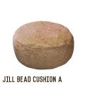 クッション Jill ビーズクッションA チェアクッション 座布団 jill2-bcA