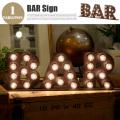 Sign Lamp BAR(サインランプ バー) AW-0400V アートワークスタジオ