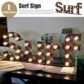 サインランプ サーフ Sign Lamp Surf AW-0404V テーブルスタンド アートワークスタジオ ART WORK STUDIO