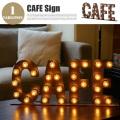 サインランプ カフェ Sign Lamp CAFE AW-0405V テーブルスタンド アートワークスタジオ ART WORK STUDIO