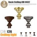 ベーシックシーリング本体(口金・E26) BASIC CEILING AW-0432 照明パーツ・本体 アートワークスタジオ ART WORK STUDIO