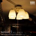 マッシュファイブ シーリングライト NL-0831 NAGASAWA Lighting 送料無料