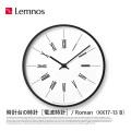 掛時計 時計台の時計 ローマン Roman Wall clock KK17-13 B タカタレムノス Lemnos