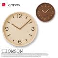 掛時計 トムソン ウォール クロック THOMSON Wall clock LC10-26 タカタレムノス Lemnos