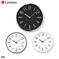 置き掛け時計 ジジ 壁掛け置き時計 レムノス Lemnos