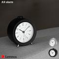 置き時計 ジジアラーム アラーム置時計 レムノス Lemnos