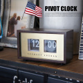 ピボットクロック PIVOT CLOCK RP-002 置き時計 ハモサ HERMOSA