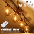 ムーン4ランプ MOON4 LAMP GS-013IRNGD シーリング ハモサ HERMOSA