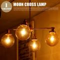 MOON CROSS LAMP(ムーンクロスランプ) GS-014GD ハモサ 送料無料