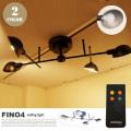 フィーノ4 FP-004 HERMOSA シーリングランプ 送料無料 全2色