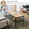 センターテーブル 100×40×40cm アンセム フリーテーブル ANT-2918 送料無料
