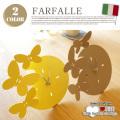 ファルファッレ FARFALLE 11077-05 置き時計 アルティ・エ・メスティエリ ARTI&MESTIERI