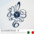 SCOOBYDOO S(スクービードゥー S) 掛け時計 アルティ・エ・メスティエリ