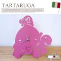 タルタルーガ TARTARUGA 11070-32 置き時計 ラブ アルティ・エ・メスティエリ LOVE ARTI&MESTIERI