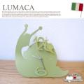 ルマカ LUMACA 11075-119 置き時計 ラブ アルティ・エ・メスティエリ LOVE ARTI&MESTIERI