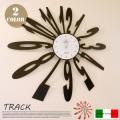 TRACK(トラック) 掛時計 アルティ・エ・メスティエリ 全2色 送料無料