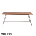 ソコフ ベンチ socph bench SCP-BBC-001 アデペシュ a.depeche