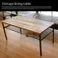 ヴィンテージリビングテーブル vintage living table MLD-LVT-001 センターテーブル