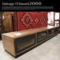 ヴィンテージテレビボード 2000 vintage TV boad 2000 MLD-TVB-2000 テレビ台