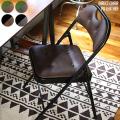 インテリア ディレクト チェア ピーユー レザー 折り畳み 椅子 チェア パイプイス ダイニングチェア