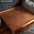 ウッド ベース ブロックマルチ用台座 一人掛け システムソファ 台座 フレーム 木製 ウッド オットマン