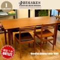 ニードルズダイニングテーブル160 BIMAKES 送料無料