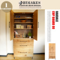 オークデールカップボード80 BIMAKES 送料無料