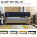 2人掛けソファ ブラケット ソファ bracket sofa 2 seater SVE-SF011 シーヴ SIEVE