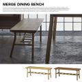 シーヴ SIEVE  merge dining bench  マージ ダイニングベンチ