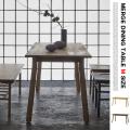 シーヴ SIEVE  merge dining table Msize  マージ ダイニングテーブル