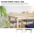 saucer dining table Lsize ソーサー ダイニングテーブルLsize