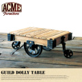GUILD DOLLY TABLE SMALL ACME センターテーブル