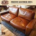 2人掛けソファ フレズノ レザー ソファ 2シーター FRESNO LEATHER SOFA 2-Seater アクメファニチャー ACME Furniture