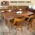 ブルックスダイニングテーブル BROOKS DINING TABLE ダイニングテーブル アクメ ACME