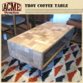 トロイコーヒーテーブル TROY COFFEE TABLE センターテーブル アクメ ACME