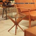 センターテーブル トラッセルサイドテーブル TRESTLES SIDE TABLE アクメ ACME