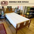 BROOKS BED(ブルックスベッド) シングルサイズ ACME Furniture