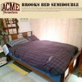 BROOKS BED(ブルックスベッド) セミダブルサイズ ACME Furniture