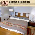 BROOKS BED(ブルックスベッド) ダブルサイズ ACME Furniture