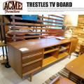 トラッセル テレビボード TRESTLES TV BOARD テレビ台 アクメファニチャー ACME FURNITURE