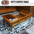 ジェッティーコーヒーテーブル JETTY COFFEE TABLE センターテーブル アクメ ACME