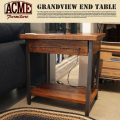 GRANDVIEW END TABLE  ACME Furniture 送料無料