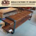 ベルズファクトリーテレビボード BELLS FACTORY TV BOARD テレビ台 アクメファニチャー ACME Furniture