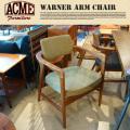 ワーナーアームチェア WARNER ARM CHAIR  チェア アクメファニチャー ACME Furniture