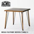 ベルズ ファクトリー ダイニングテーブル S 780 ACME Furniture