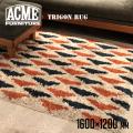 ラグ トライゴン ラグ 1600×1200 絨毯 じゅうたん カーペット