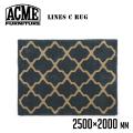 ラグ ラインズ ラグ 2500×2000 絨毯 じゅうたん カーペット