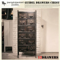 GUIDEL 12DRAWERS CHEST journal standard Furniture