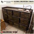 GUIDEL 12DRAWERS CHEST WIDE journal standard