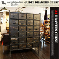 GUIDEL 24DRAWERS CHEST journal standard Furniture